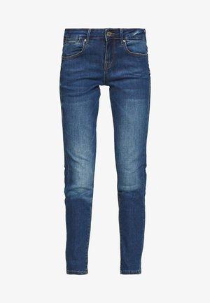 JEGGING - Jeans Skinny Fit - dark-blue denim