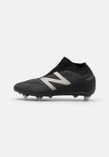 Fotbollsskor fasta dobbar - black