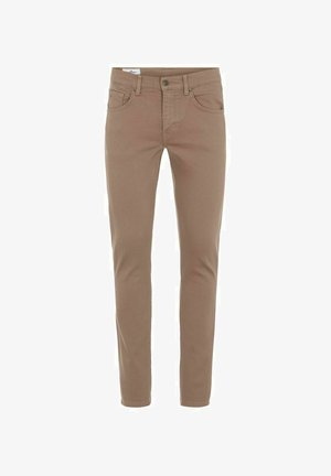 JAY SOLID STRETCH - Slim fit jeans - burro