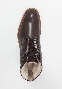Lloyd - VILLOD - Lace-up ankle boots - havanna - 1
