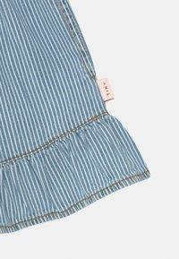 TINYCOTTONS - STRIPED  - Denim shorts - blue - 2