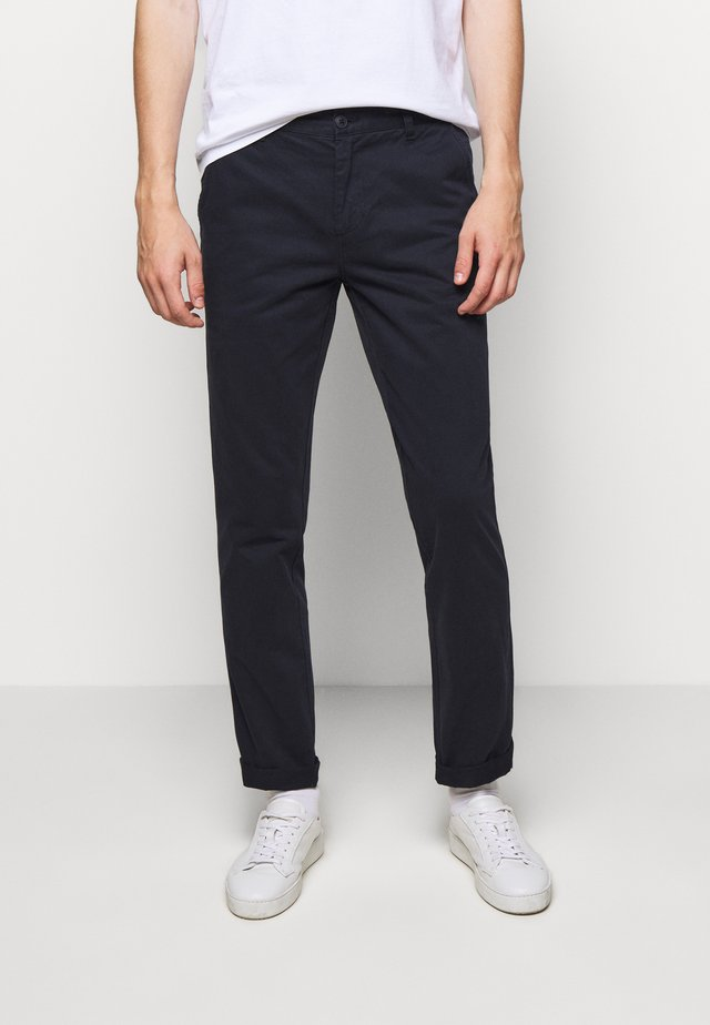 BROOK - Chinos - navy