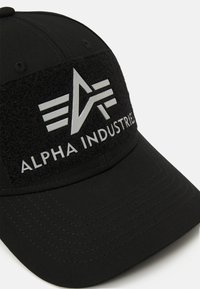 Alpha Industries - REFLECTIVE PRINT UNISEX - Cap - silver - 3