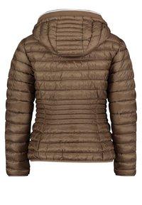 Betty Barclay - MIT STEHKRAGEN - Winter jacket - classic bronze - 4