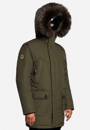 MOUNTAIN  - Gewatteerde jas - khaki