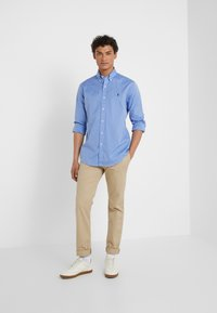 Polo Ralph Lauren - CUSTOM FIT - Camisa - blue end on end - 1