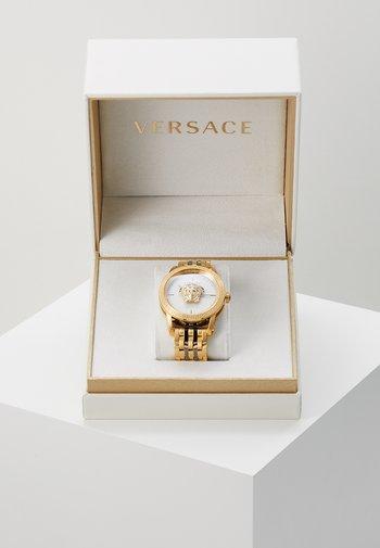 PALAZZO EMPIRE - Watch - gold-coloured/gunmetal