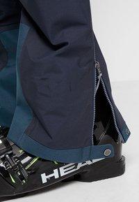 Houdini - PURPOSE PANTS - Snow pants - bucket blue - 3