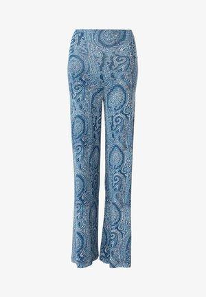 NINA - Trousers - blue