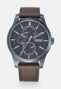 HUGO - REAL - Watch - braun - 0