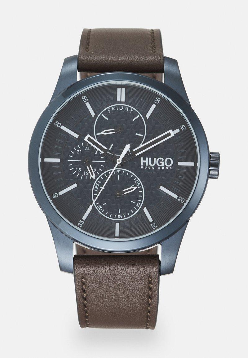HUGO - REAL - Watch - braun