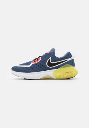 JOYRIDE DUAL RUN - Neutral running shoes - diffused blue/sail/hyper crimson/laser crimson/light zitron/white