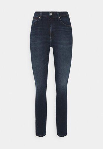 SYLVIA - Jeans Skinny Fit - denim dark