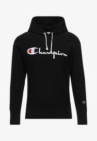Champion Reverse Weave - HOODED - Sweat à capuche - black - 4