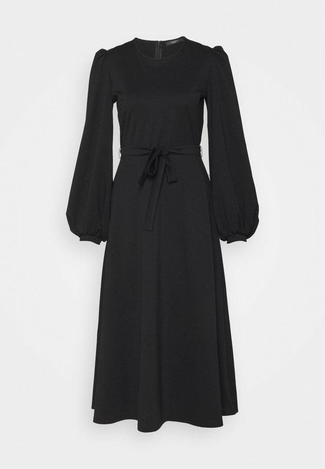 GIRALDA - Jerseykjoler - schwarz