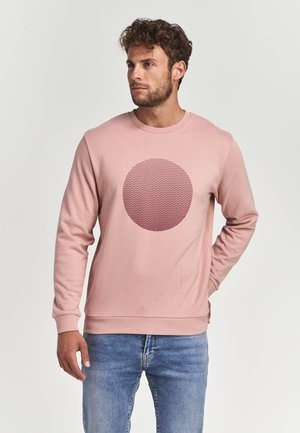 GRADIENT DOT  - Sweater - old rose pink