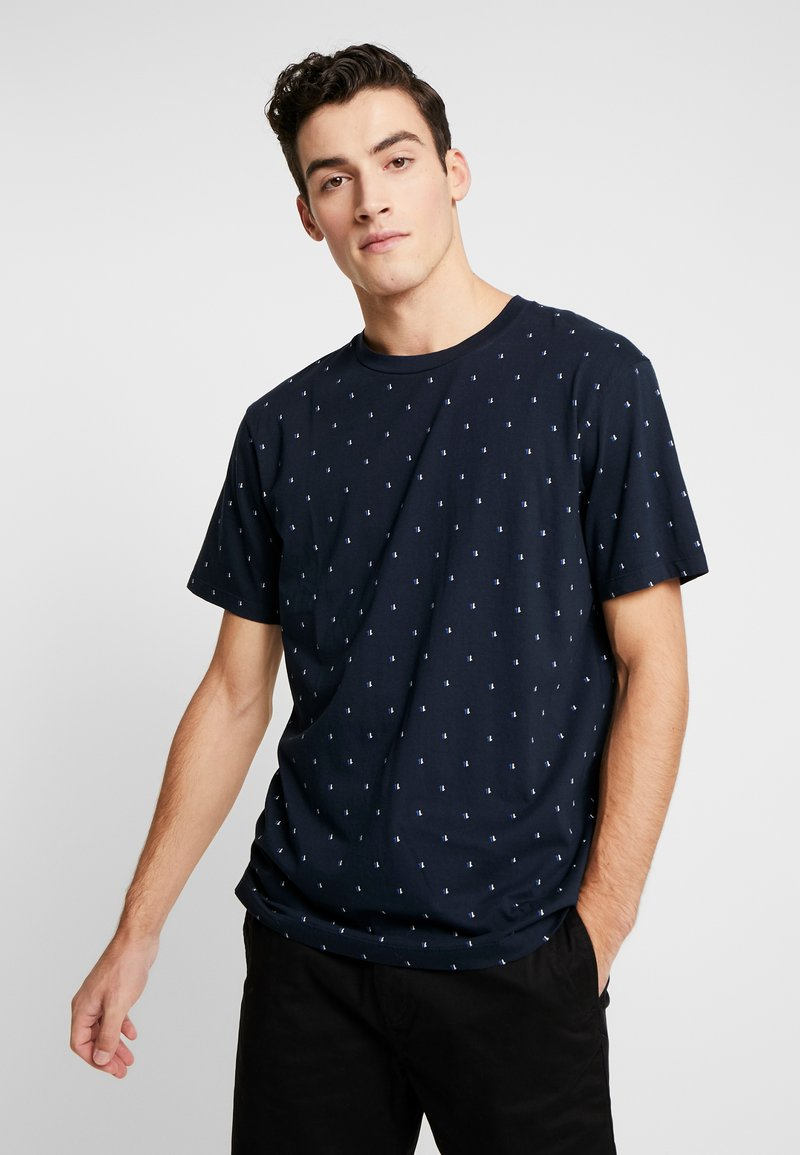 Scotch & Soda - CLASSIC  - T-shirt med print - combo