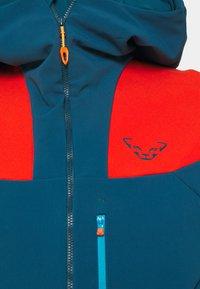 Dynafit - MERCURY PRO - Soft shell jacket - petrol - 2