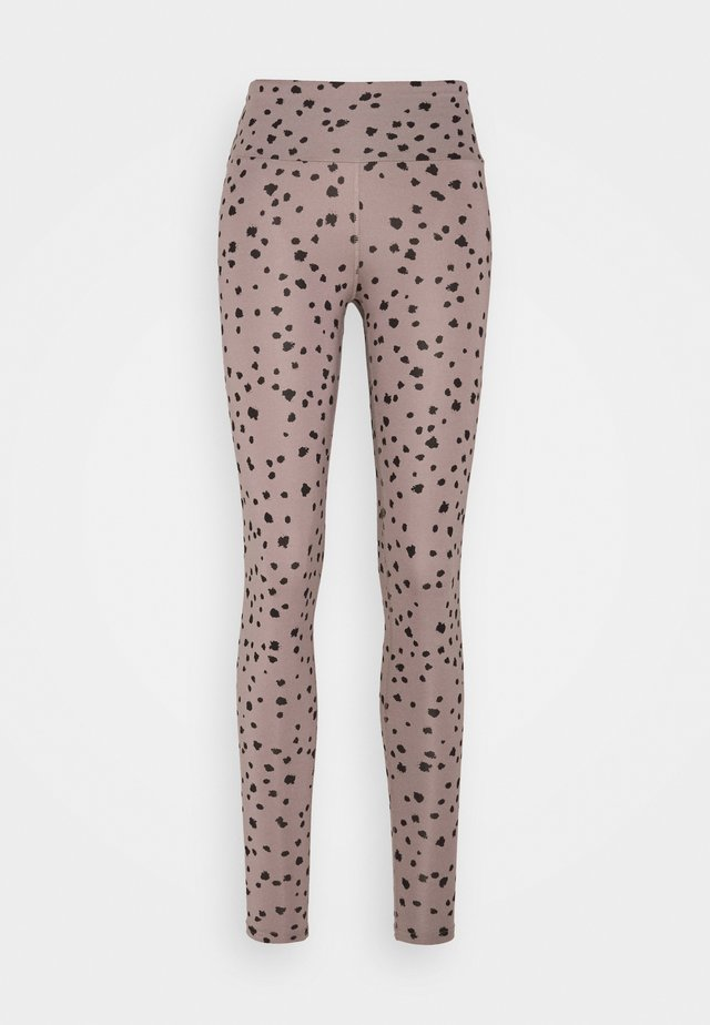 DOTS  - Collants - taupe