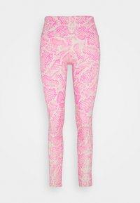 Hey Honey - Leggings - clay pink - 0