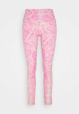 Leggings - clay pink