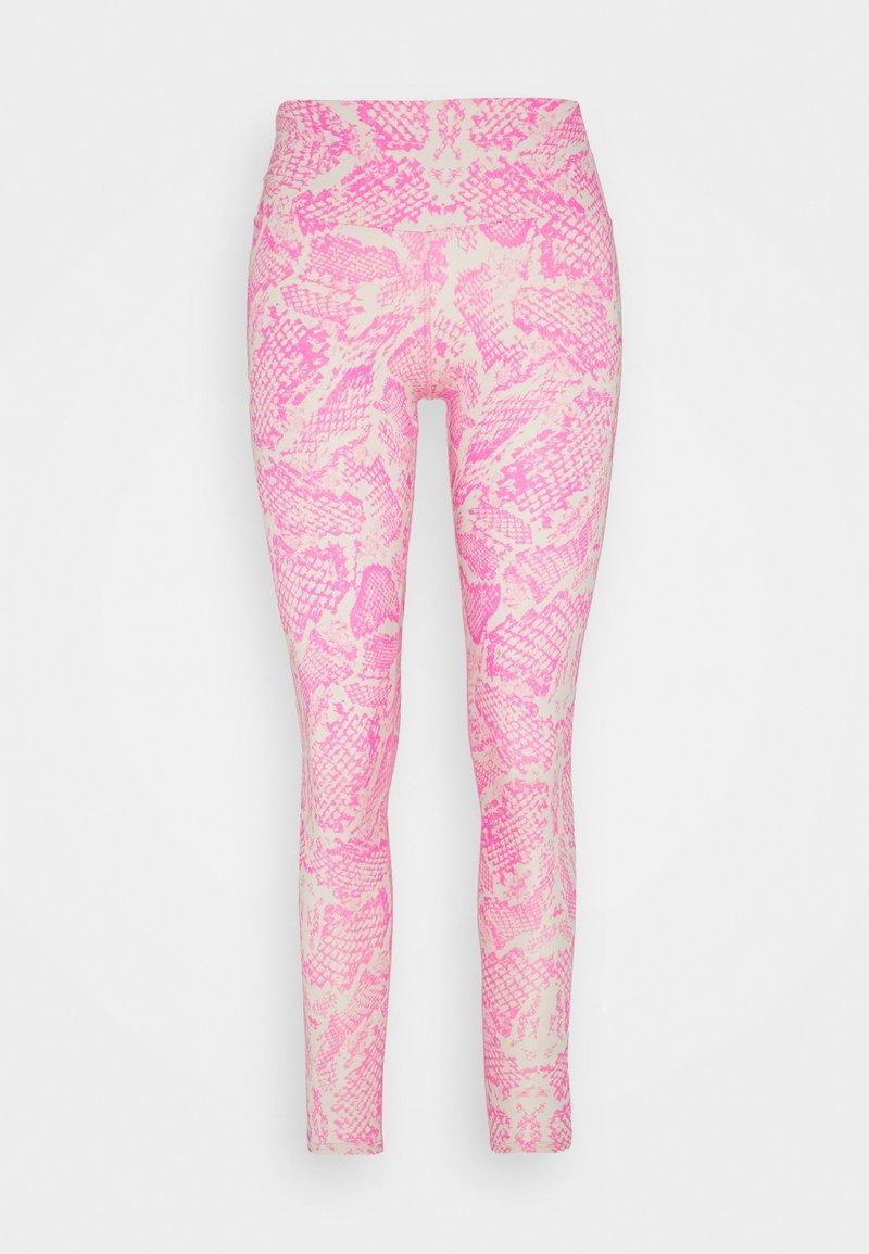 Hey Honey - Leggings - clay pink