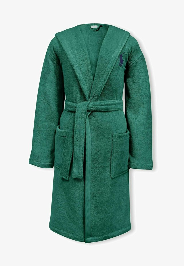 BADEMANTEL CL PLAYER  - Dressing gown - evergreen