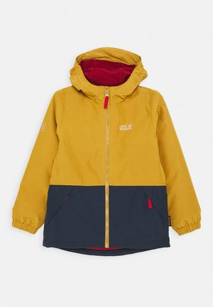 SNOWY DAYS JACKET KIDS - Outdoorová bunda - golden amber