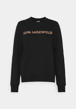 KANDY KRUSH LOGO - Sweatshirt - black