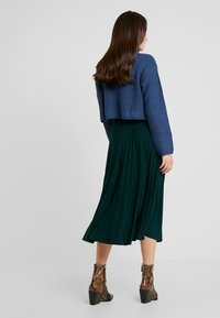 Anna Field Petite - A-line skirt - scarab - 2