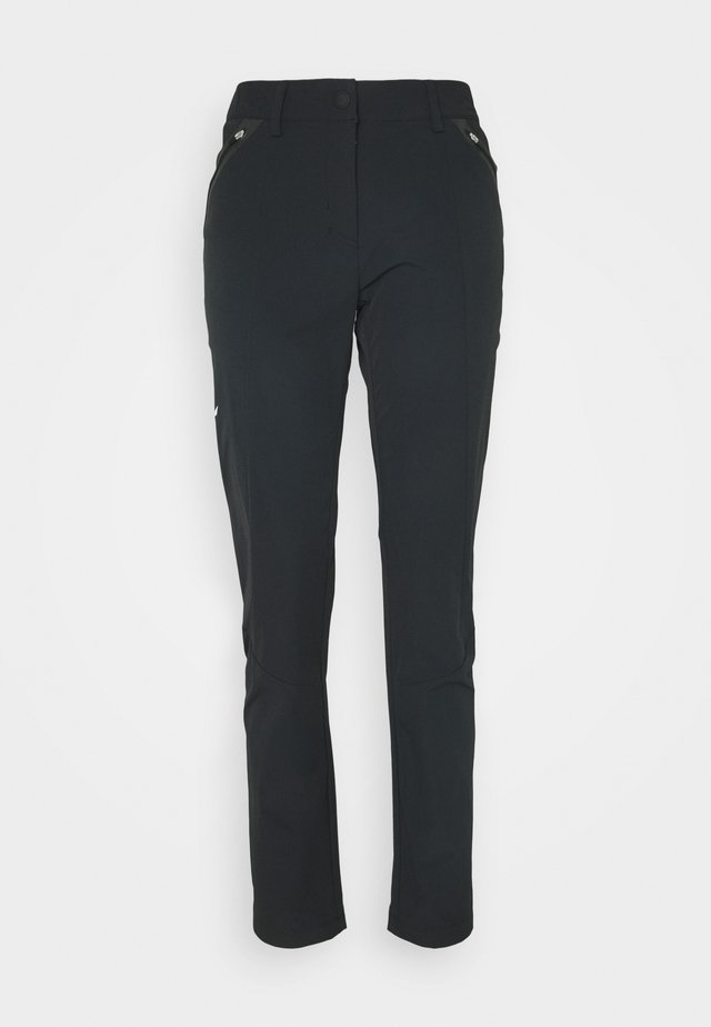 VEZZANA - Outdoor trousers - black out