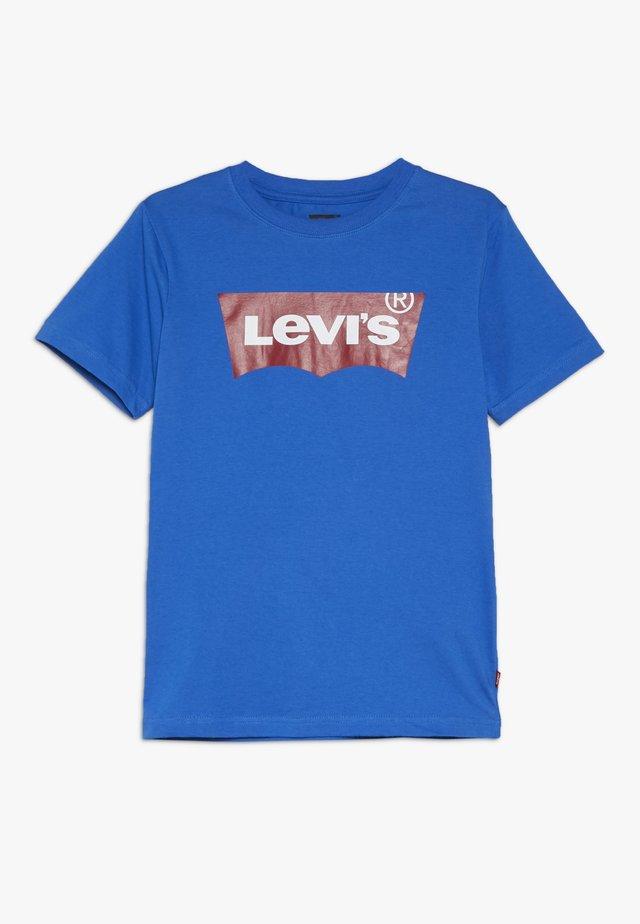 BATWING TEE - T-shirt imprimé - princess blue