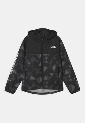 REACTOR UNISEX - Windbreakers - grey