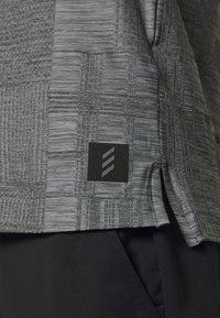 adidas Golf - ADICROSS SHORT SLEEVE - Polotričko - black - 5