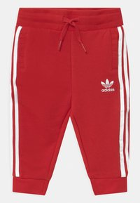 adidas Originals - CREW SET UNISEX - Tuta - scarlet/white - 2