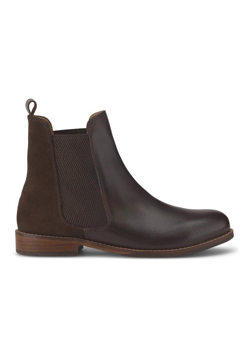 COX - Ankle boots - dunkelbraun