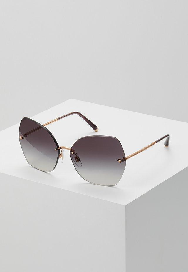 Solglasögon - pink gold