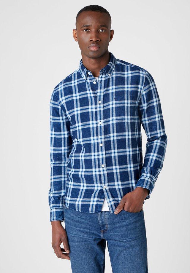 Camisa - alaskan blue
