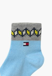 Tommy Hilfiger - FAIRISLE 4 PACK  - Socks - blue combo - 2