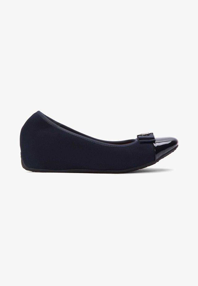 NELLA - Ballerina's - navy blue