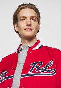 Polo Ralph Lauren - VARSITY - Blouson Bomber - red - 3