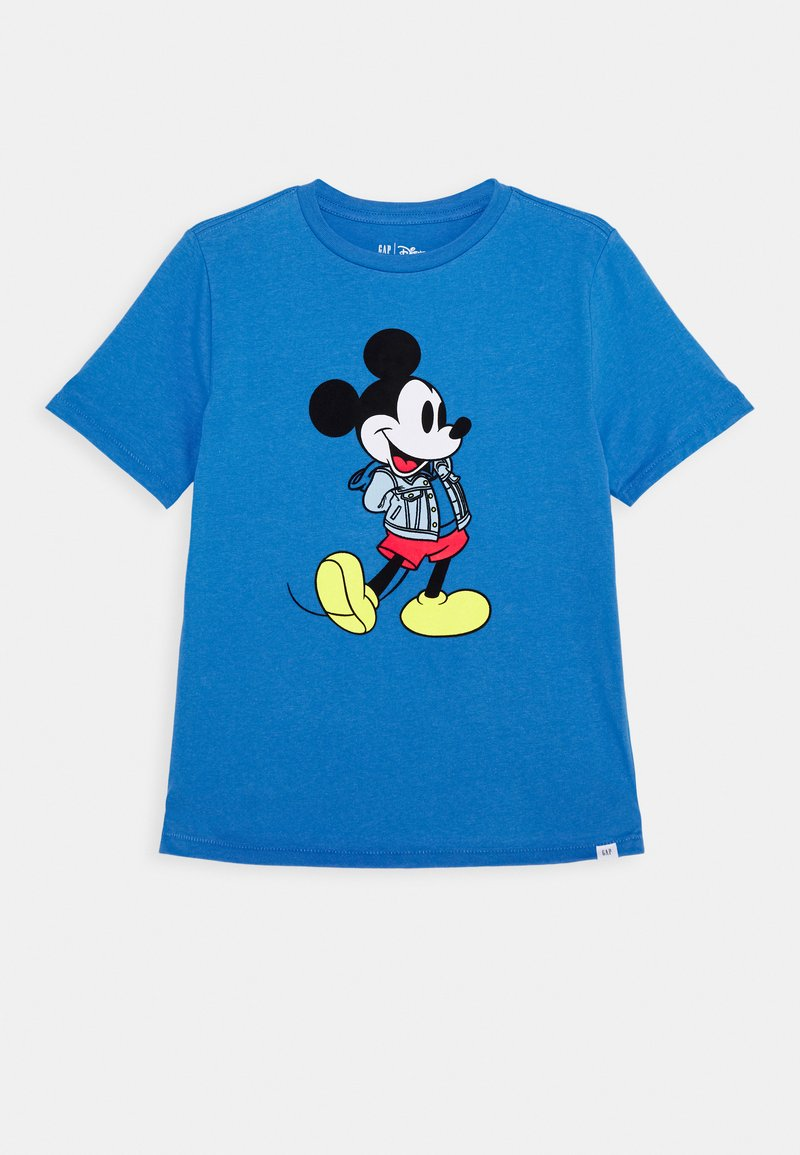 GAP - BOY MICKEY TEE - T-shirt print - aerospace