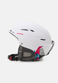 Alpina - BIOM UNISEX - Helmet - white/pink matt - 3