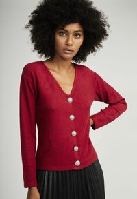 NAF NAF - Cardigan - red - 0