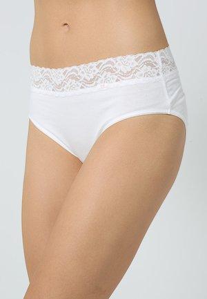 COTON PLUS 2 PACK - Underbukse - blanc