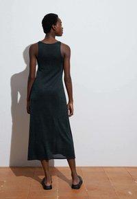 OYSHO - Jumper dress - dark grey - 1
