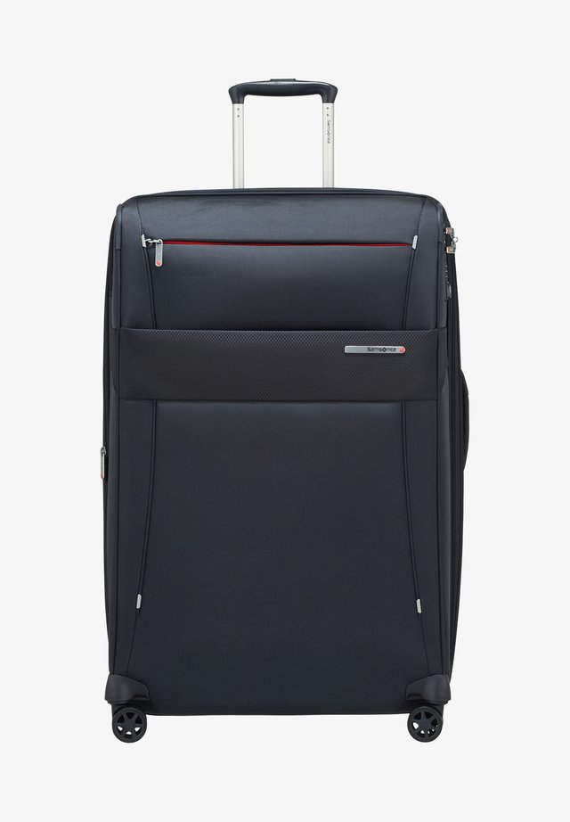 DUOPACK TROLLEY - Wheeled suitcase - blue