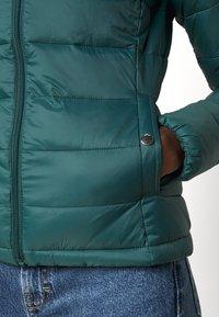 ONLY Tall - ONLSANDIE HOOD JACKET - Light jacket - ponderosa pine - 5