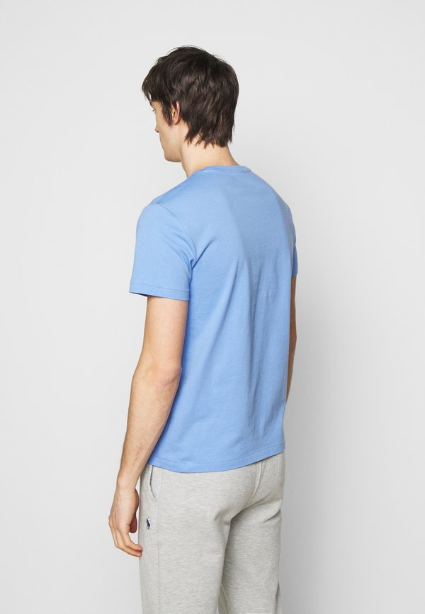 Polo Ralph Lauren T-shirt basic - cabana blue/jasnoniebieski Odzież Męska HWGE