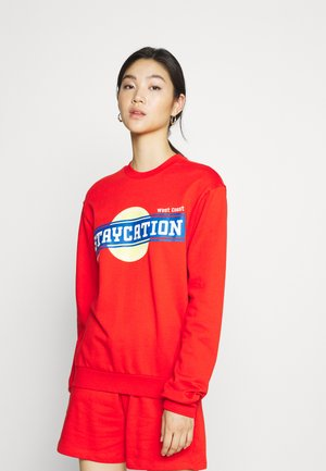 PARENT  - Sweater - fiery red